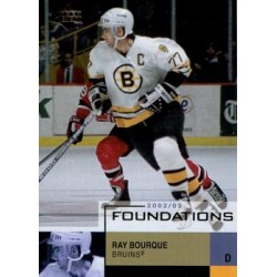 2002-03 Foundations c. 006 Ray Bourque BOS