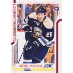 2011-12 Score c. 147 Samuel Pahlsson CBS