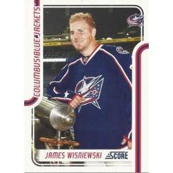 2011-12 Score c. 149 James Wisniewski CBS