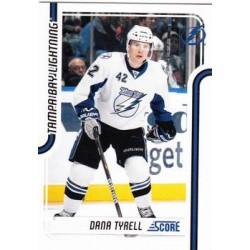 2011-12 Score c. 420 Dana Tyrell TBL