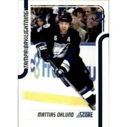 2011-12 Score c. 422 Mattias Ohlund TBL