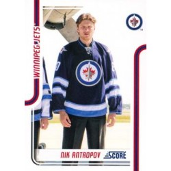 2011-12 Score c. 476 Nik Antropov WIN