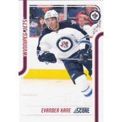 2011-12 Score Glossy c. 475 Evander Kane WIN