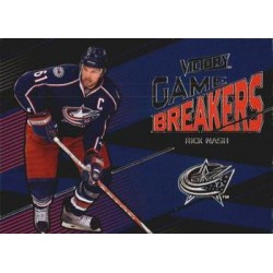 2010-11 Victory Game Breakers c. GB-RN Ricka Nash CBS