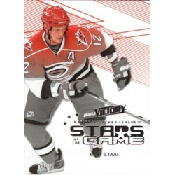 2010-11 Victory Stars of the Game c. SOG-ES Eric Staal CAR
