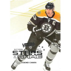 2010-11 Victory Stars of the Game c. SOG-ZC Zdeno Chara BOS
