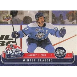 2008-09 Upper Deck Winter Classic c. WC01 Sidney Crosby  PIT