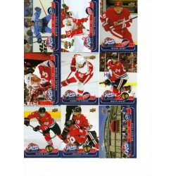 2008-09 Upper Deck Winter Classic c. WC1-WC20 WC1-WC20 Kompletni set