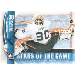2013-14 Between the Pipes c. 019 Viktor Fasth SG