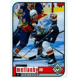 1998-99 UD Choice Preview Mellanby Scott c. 90 FLO