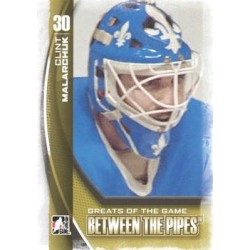 2013-14 Between the Pipes c. 090 Clint Malarchuk GG QUE