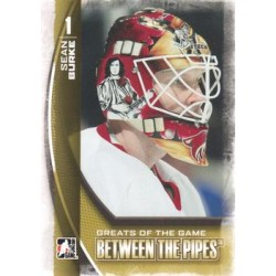2013-14 Between the Pipes c. 144 Sean Burke GG PHX