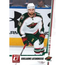 2010-11 Donruss c. 150 Guillaume Latendresse MIN