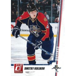 2010-11 Donruss c. 165 Dmitry Kulikov FLO