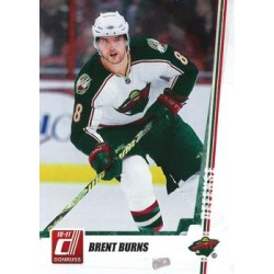 2010-11 Donruss c. 188 Brent Burns MIN