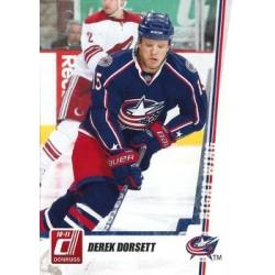 2010-11 Donruss c. 205 Derek Dorsett CBS
