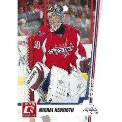 2010-11 Donruss c. 230 Michal Neuvirth WSH