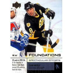 2002-03 Foundations c. 107 Cam Neely 1017/1250 BOS