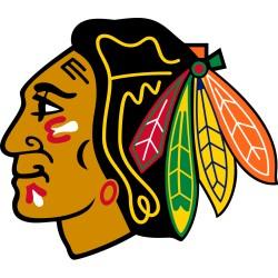 Lot 100 karet Chicago Blackhawks