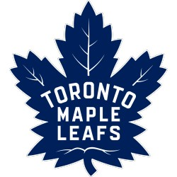 Lot 100 karet Toronto Maple Leafs