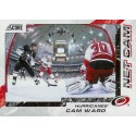 2011-12 Score Net Cam c. 04 Cam Ward CAR