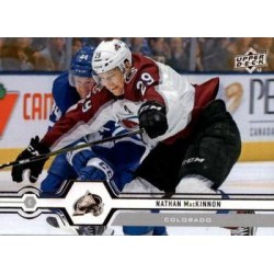 2019-20 Upper Deck c. 130 Nathan MacKinnon COL