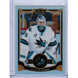 2015-16 O-Pee-Chee Platinum Rainbow c. 106 Martin Jones SJS