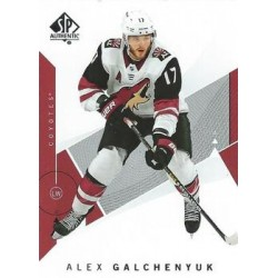 2018-19 SP Authentic c. 024 Alex Galchenyuk ARI