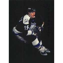 1995-96 Parkhurst International Emerald Ice c. 191 Paul Ysebaert TBL