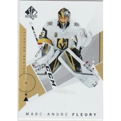 2018-19 SP Authentic c. 090 Marc Andre Fleury VEG