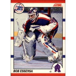 1990-91 Score Canadian c. 112 Bob Essensa WIN