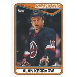 1990-91 Topps c. 050 Alan Kerr