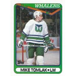 1990-91 Topps c. 095 Mike Tomlak HFD