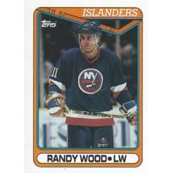 1990-91 Topps c. 097 Randy Wood