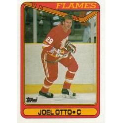 1990-91 Topps c. 369 Joel Otto CGY
