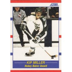 1990-91 Score American c. 330 Kip Miller