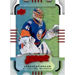 2015-16 MVP Colors & Contours Teal - Level 3 c. 088 Jaroslav Halak