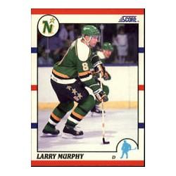1990-91 Score American c. 206 Larry Murphy MNS