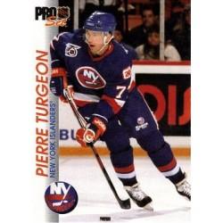1992-93 Pro Set c. 104 Pierre Turgeon