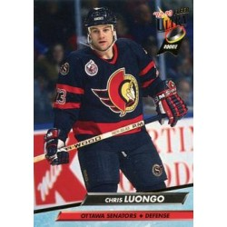 1992-93 Ultra c. 362 Chris Luongo OTT