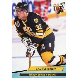 1992-93 Ultra c. 257 Don Sweeney BOS