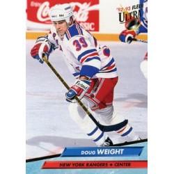 1992-93 Ultra c. 358 Doug Weight