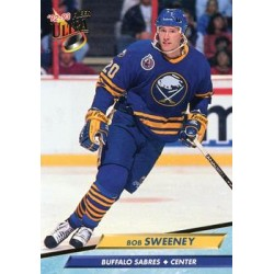 1992-93 Ultra c. 264 Bob Sweeney BUF