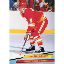 1992-93 Ultra c. 267 Chris Dahlquist CGY