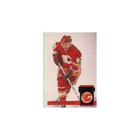 1993-94 Donruss c. 407 Mikael Nylander CGY