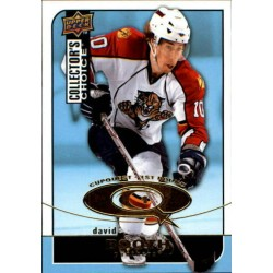 2009-10 Collectors Choice Cup Quest c. CQ26 David Booth FLO