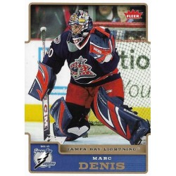 2006-07 Fleer c. 174 Marc Denis TBL