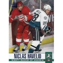 2003-04 Pacific Blue 173/250 c. 004 Niclas Havelid ANA