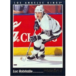 1993-94 Pinnacle Canadian c. 145 Robitaille Luc LAK