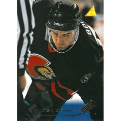 1995-95 Pinnacle c. 043 Radek Bonk OTT